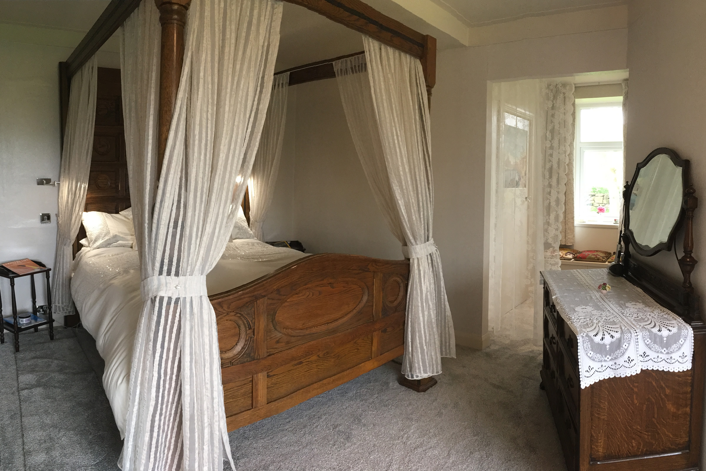 Romantic Rose bedroom
